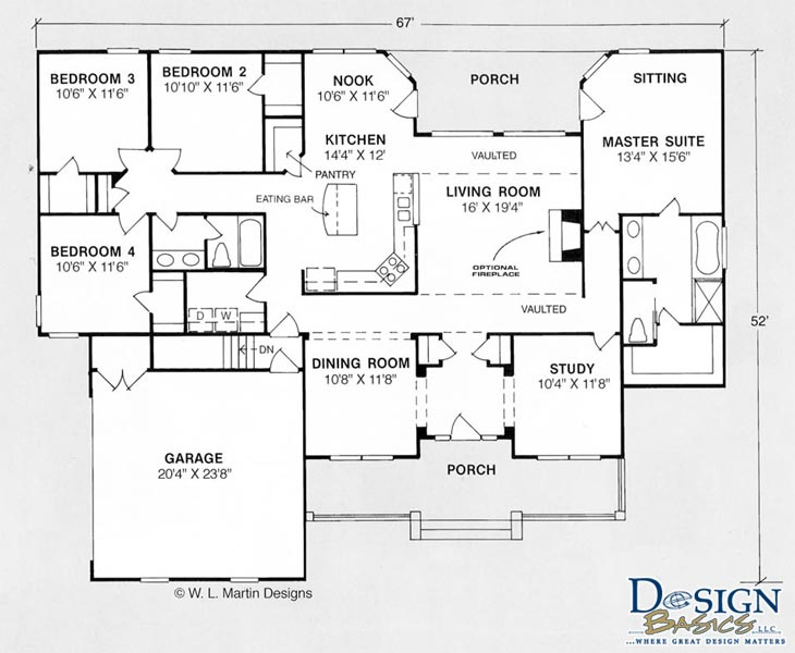 Ranch house plans 1700 sq ft house and home design for 1700 sq ft home floor plans