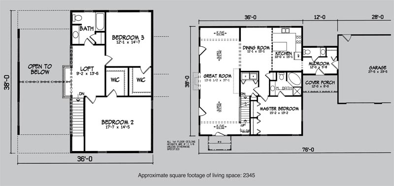 2 Story Dream House Floor Plans two story homes | masthope custom home builders | the coutts group